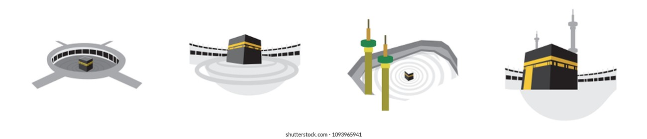 Umrah Banner: Hajj Images, Stock Photos & Vectors