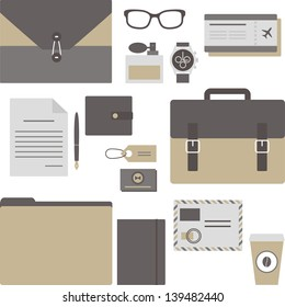 Set of isolated business objects/Business set