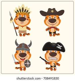 Vikings Kids Images, Stock Photos & Vectors | Shutterstock