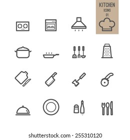 Kitchen Icon Images Stock Photos Vectors Shutterstock