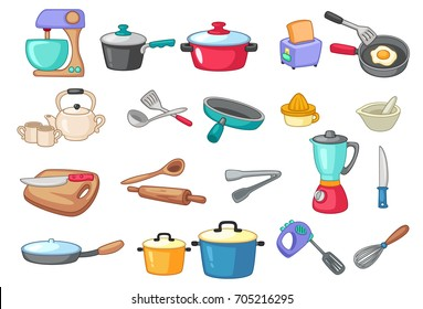 Cooking Utensils Kids High Res Stock Images Shutterstock