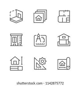 Liniensymbole für Architekturen festlegen