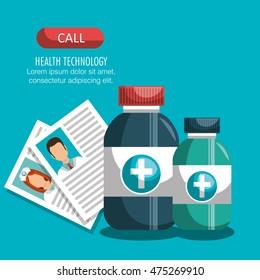set medical healthcare icons vector illustration design