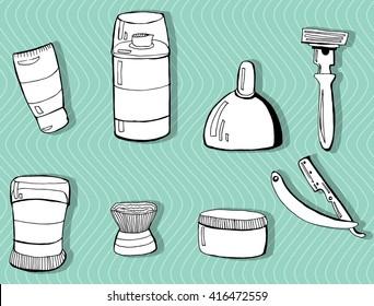 Shaving Kit Images, Stock Photos & Vectors | Shutterstock