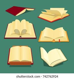 Ilustraciones, imágenes y vectores de stock sobre Old Book