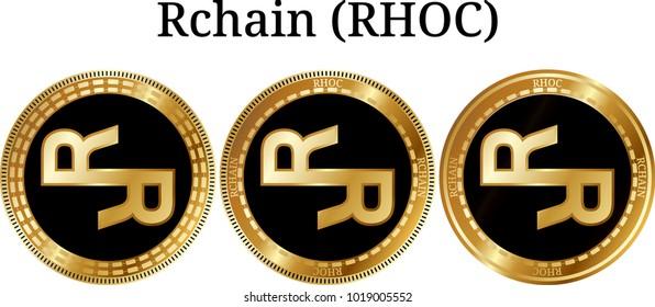RHOC RChain coin
