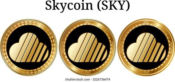 SKY Skycoin coin