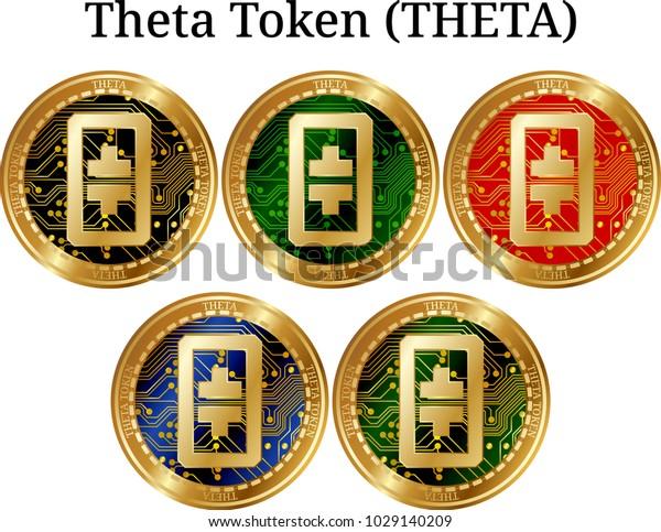 THETA Theta coin