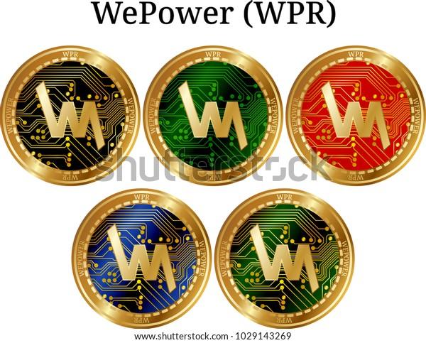 WPR WePower coin