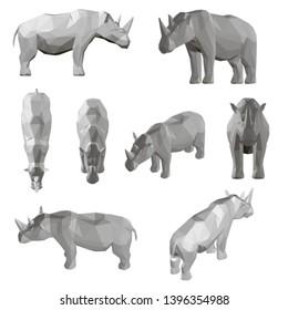 Rhinoceros Images, Stock Photos & Vectors | Shutterstock
