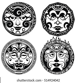Acting Clipart - Comedy Tragedy Theater Masks, HD Png Download ,  Transparent Png Image - PNGitem