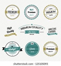 Set of Premium Quality