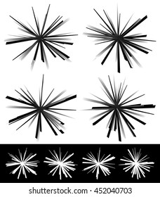 line starburst images stock photos vectors shutterstock