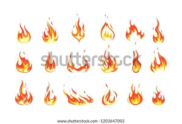flammen zum ausmalen