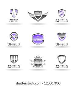 Set of shields. Vol 2.