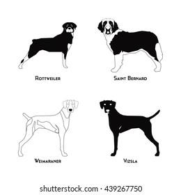Imágenes Fotos De Stock Y Vectores Sobre Pixel Art Dogs