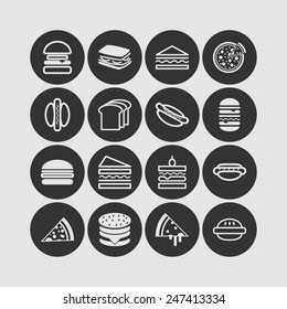 Sandwich Logo Images Stock Photos Vectors Shutterstock