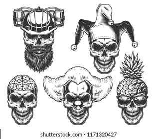 Joker Tattoos Images Stock Photos Vectors Shutterstock