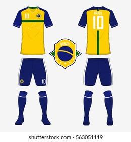 Brazil Jersey Images Stock Photos Vectors Shutterstock