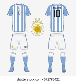 official photos 37530 43e58 Argentina Jersey Images, Stock Photos & Vectors   Shutterstock