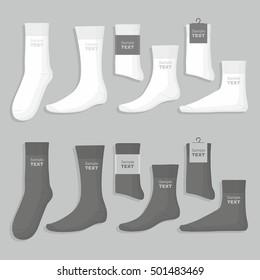 Set of socks