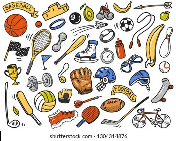 Physical Education Equipment Images Stock Photos Vectors Shutterstock