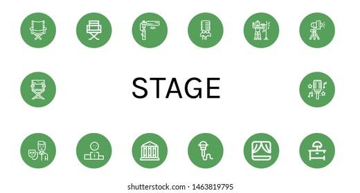 Stupendous Actor Chair Images Stock Photos Vectors Shutterstock Download Free Architecture Designs Licukmadebymaigaardcom