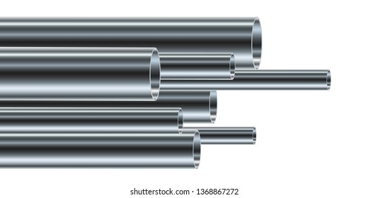Stainless Steel Pipe Fittings Images, Stock Photos & Vectors