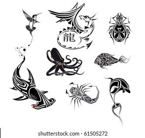 set tattoo