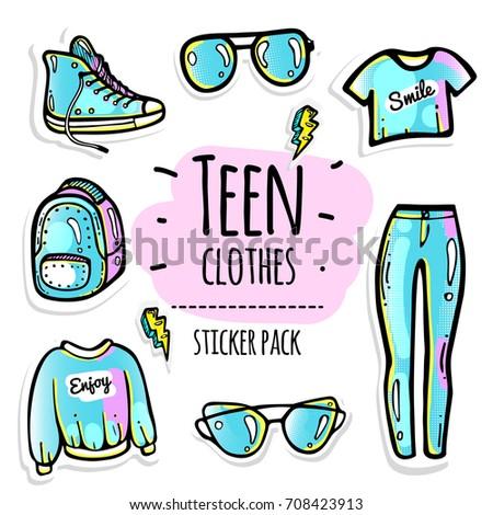 Paddled teen girls