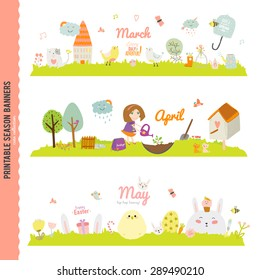 Spring Month Images, Stock Photos & Vectors | Shutterstock