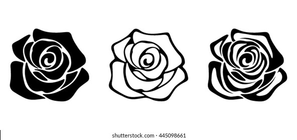 rose vector images stock photos vectors shutterstock rh shutterstock com vector rosette vector rose border