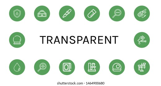 Set of transparent icons such as Drop, d glasses, Test tube, Zoom out, Serum, Blur, Zoom in, Fortunetelling, Crystal ball, Blood test , transparent