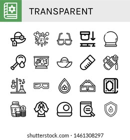 Set of transparent icons such as Spellbook, Pamela, Bubbles, d glasses, Use pallet, Crystal ball, Blood test, Fish tank, Test tube, Tube, Drop, Fortunetelling, Money jar , transparent