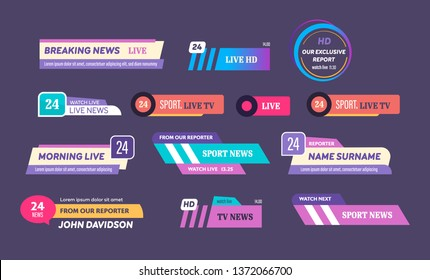 Imágenes, fotos de stock y vectores sobre Tv Online Logo | Shutterstock