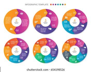 Imágenes, fotos de stock y vectores sobre Colorful Circle