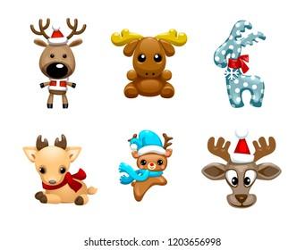 Reindeer Sitting Images Stock Photos Amp Vectors Shutterstock