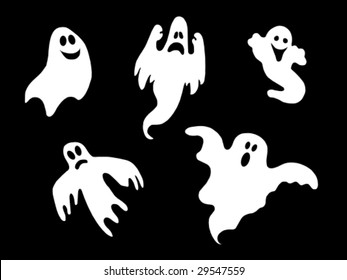 set of vector ghost symbols
