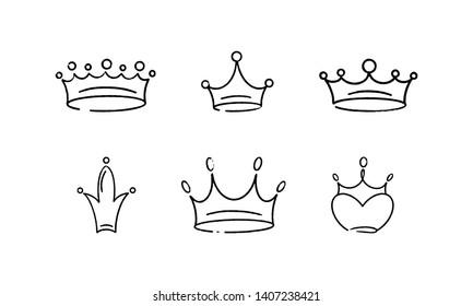 Vectores, imágenes y arte vectorial de stock sobre Graffiti Crown