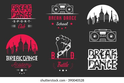 Hip Hop Logo Images Stock Photos Vectors Shutterstock