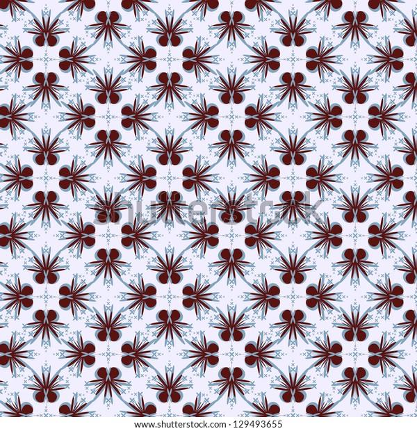 set of vector pattern paper for scrapbook