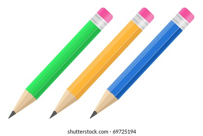 Set of Vector Pencils