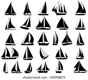 sailboat silhouette images stock photos vectors shutterstock