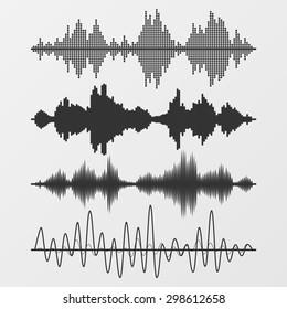 Set of vector sound waves