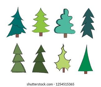 Set vector tree