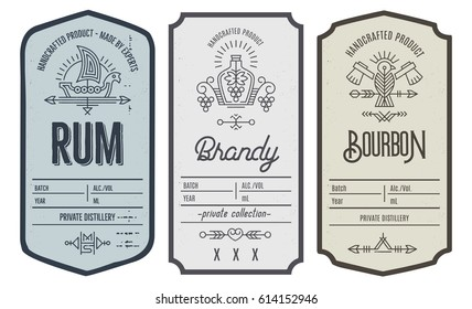 Bottle Label Images, Stock Photos & Vectors | Shutterstock