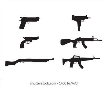 Sub-machine-gun Images, Stock Photos & Vectors | Shutterstock