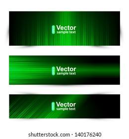 Set Web banners