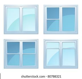 Set of windows