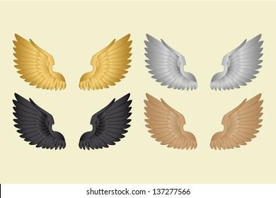 Set wings